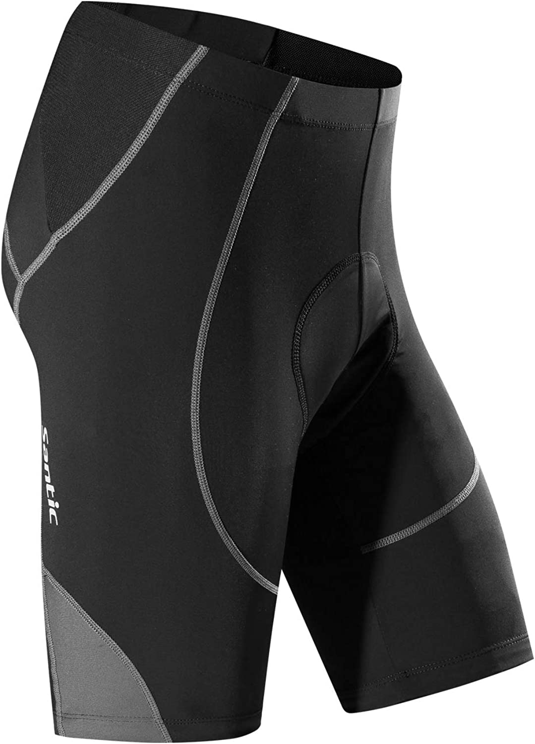 Santic We OFFer at cheap prices Cycling Shorts Men's Large discharge sale Bike 4D Bicycle Biking Pants Tights