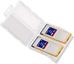 Sony SxS 1 G 1C Series 32GB Memory Card, Up to 440MB/s Read Speed and Up to 100MB/s Write Speed, 2 Pack