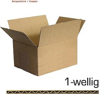 50er Pack Faltkarton M60 - 600 x 400 x 200mm 1-wellig Verpackungskarton B01BFGN2J8  Fein wild