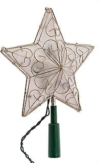 Kurt Adler 10 Light Indoor UL Star Treetop