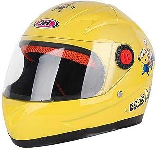 Sconosciuto Casco aperto per moto da motocross per bambini Caschi di sicurezza per moto