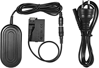 Sangmei ACK-E8 AC Power Supply LP-E8 Dummy Battery Adapter Camera Charger for Canon 700D 650D 600D 550D /Rebel T5i T4i T3i...