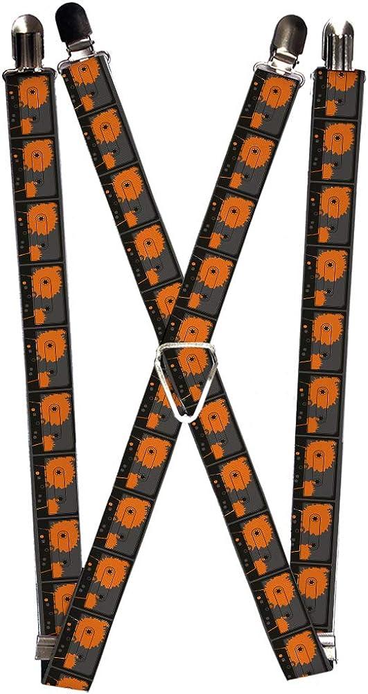 Buckle-Down Suspender - Cassette