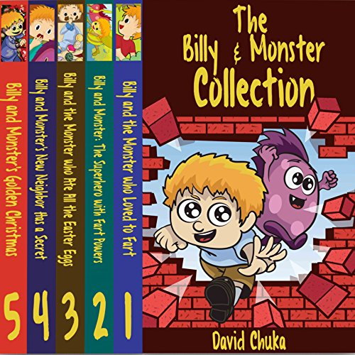 The Billy and Monster Collection cover art