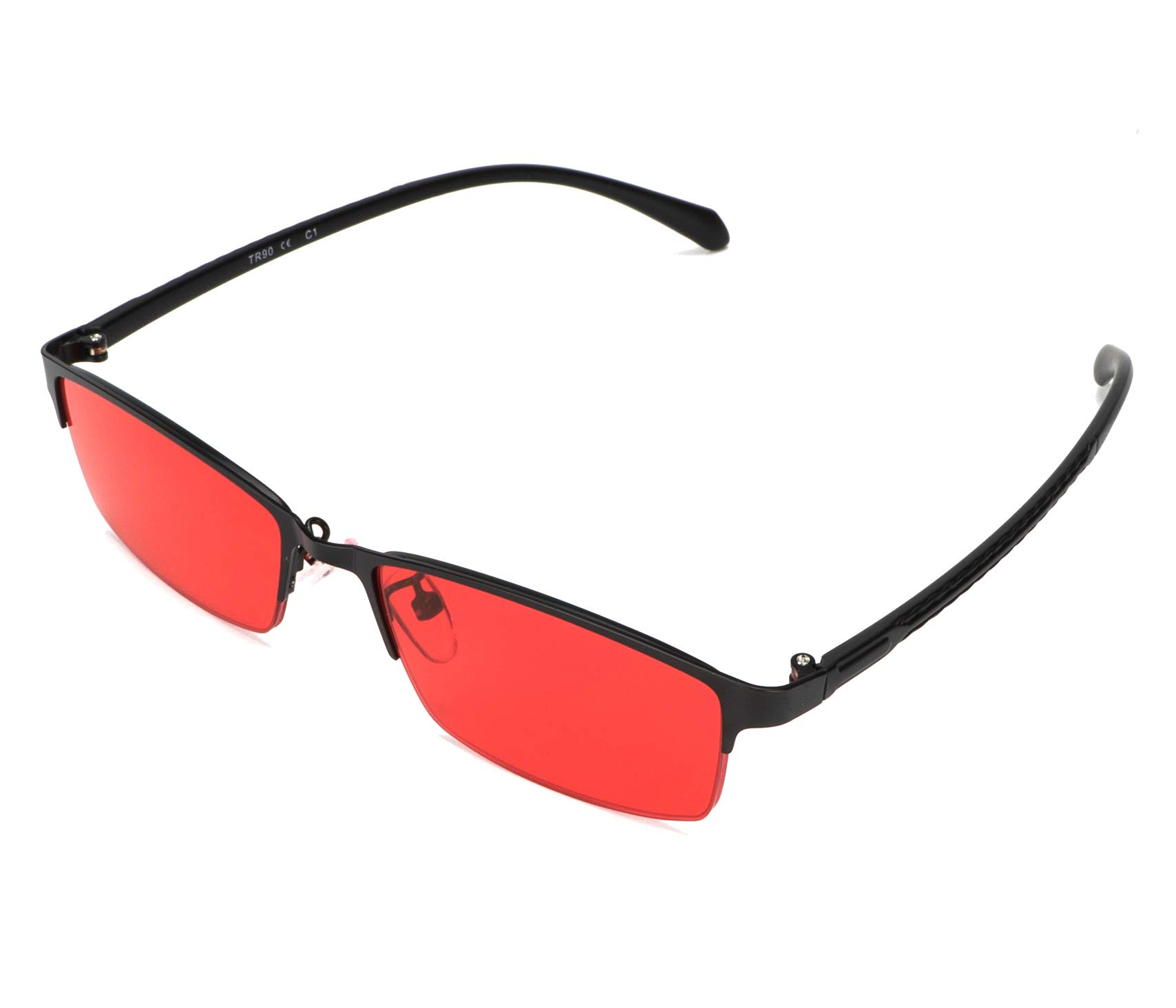Amazon.com: STBJ Color Blind Glasses for Men and Women with Red-Green  Blindness,Fullframe: Home Improvement
