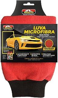 LUVA MICROFIBRA COM PUNHO PROAUTO - 14 X 20 cm