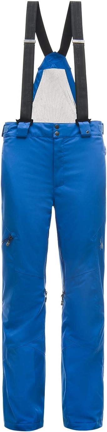 SPYDER Propulsion Pantal/ón de Esqu/í Azul Hombre S