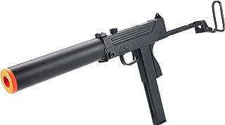 Evike HFC Full Auto M11A1 / Mac 11 Airsoft Gas Blowback Submachine Gun w/Mock Silencer