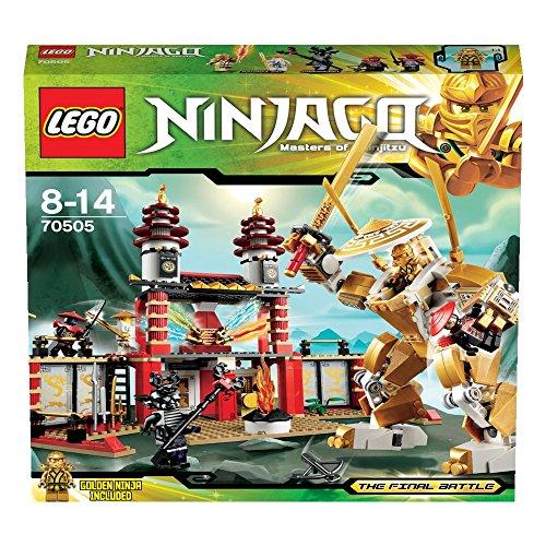 LEGO Ninjago Temple of Light 70506