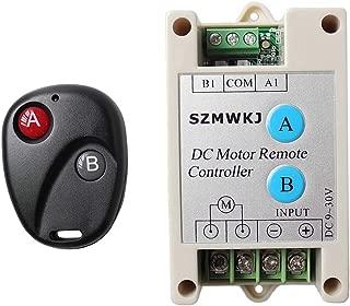12V/24V DC Motor Linear Actuator Wireless Remote Forward Reverse Controller