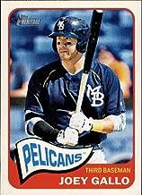 2014 Topps Heritage Minors #34 Joey Gallo MLB Baseball Card NM-MT