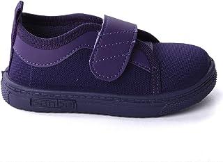 Sanbe 401 R 001 Anatomik Erkek/Kız Çocuk Keten Ayakkabı MOR