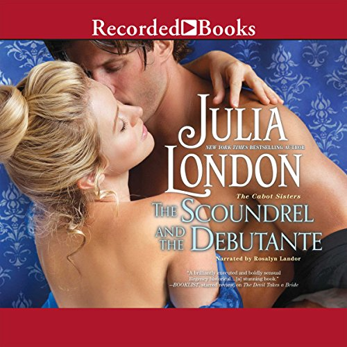 The Scoundrel and the Debutante audiobook cover art