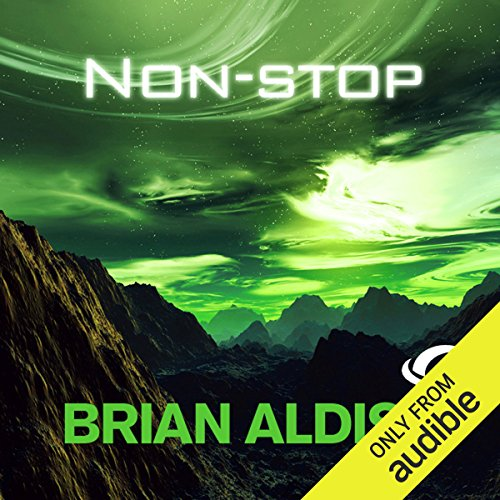 Non-Stop  audiobook cover art