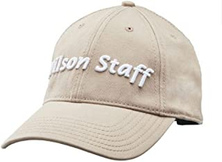 Staff Relaxed Fit Golf Baseball Cap Hat Adjustable Color Choice WGH5900