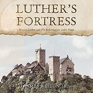 Luther's Fortress cover art