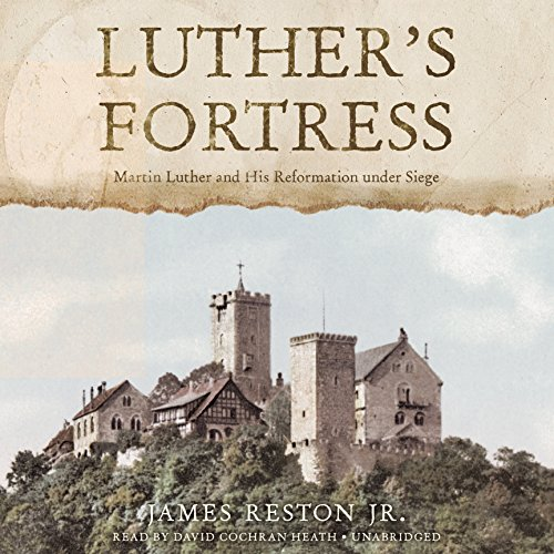 Luther's Fortress audiobook cover art