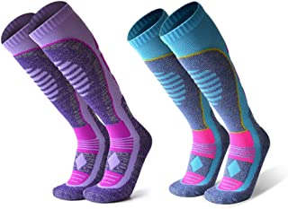 Athlete High Performance Unisex Knee Length Ski Socks For...