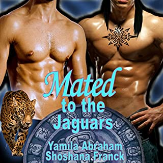 Mated to the Jaguars audiobook cover art