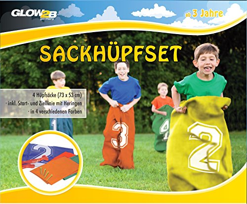 Glow2B Germany 1000374 - Sackhüpfset