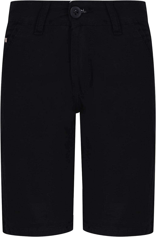 Aelstores Boys Chino Shorts Summer Knee Length Kids Shorts Half Pants New Age 3-14 Years
