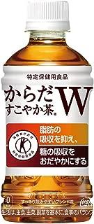 [2CS] [トクホ] コカ・コーラ からだすこやか茶 W  (350mlPET×24本)×2箱