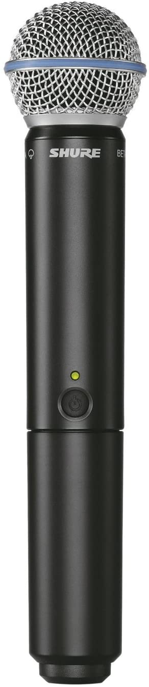 Shure BLX2 B58 Handheld Wireless Vocal 58A Our shop Bargain OFFers the best service with Transmitter BETA
