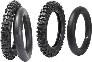 ZXTDR Front & Rear Tire + Tube 2.50-14 14