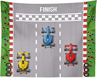 Best race car tapestry Reviews