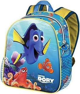 KARACTERMANIA Mochila Buscando a Dory Disney Pixar Blue Sea pequeña