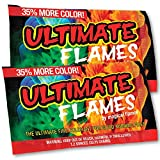 Magical Flames Ultimate Flames Color Your Fire! Now 35% Bigger and Better! (25)