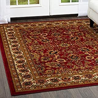 Home Dynamix 8079-200 Royalty Orion Traditional Area Rug 7'8
