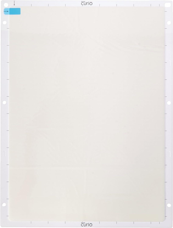 Silhouette CURIO-EMBOSS-12 Accesorio de cortapapeles Mat Accesorio Cortador de Papel 216 mm, 305 mm