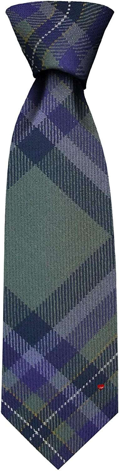 Gents Neck Tie Heather Isle Scottish Lightweight Tartan Ancient Max 69% OFF Special price for a limited time