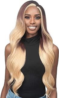 Bobbi Boss U Shaped Lace Part Wig Ashlyn (1B)