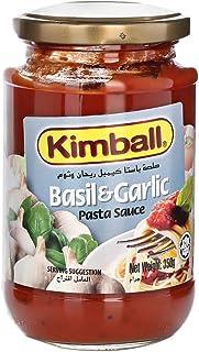 KIMBALL Spaghetti Sauce Basil & Garlic, 350 gm