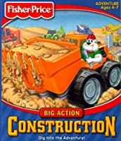Fisher-Price Big Action Construction (輸入版)