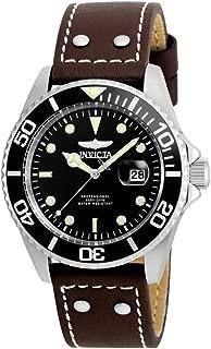 Men's 22069 Pro Diver Analog Quartz Brown Watch