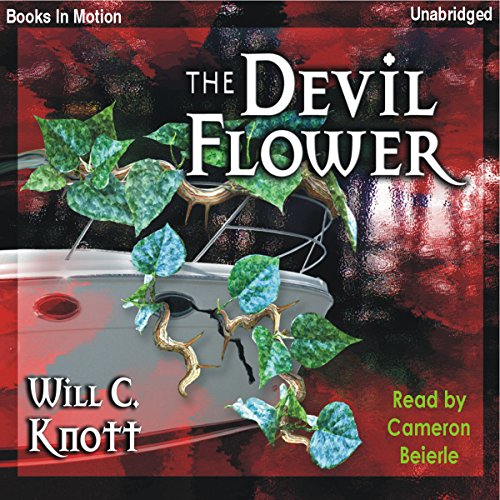 The Devil Flower audiobook cover art