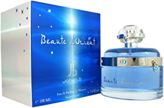 Johan B Beaute D'Orient Eau De Parfum Spray for Women, 3.4 Ounce