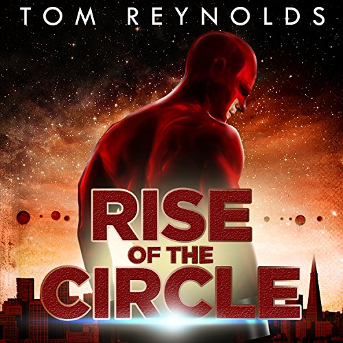 Rise of the Circle audiobook cover art