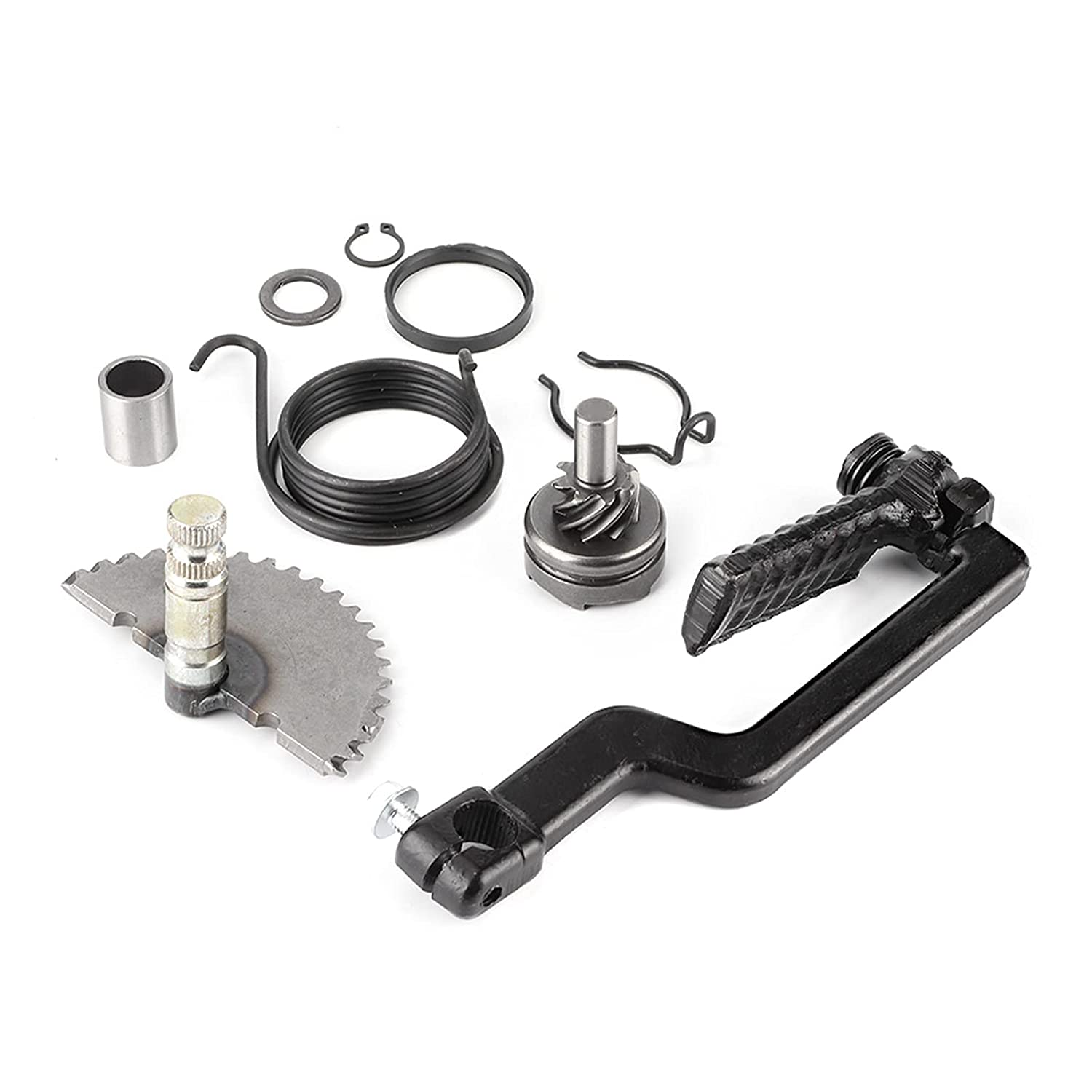 Wear-Resistant Motorcycle Starter Lever SEAL limited product K Kit Shaft Now on sale
