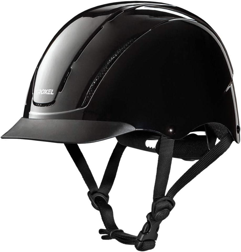 Troxel Spirit NEW before selling Selling All Black Max 73% OFF Helmet Purpose