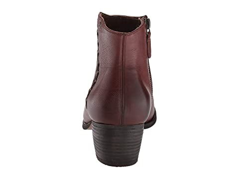 Fawn Clarks LeatherMahogany LeatherDark Black Maypearl Tan Leather aw5wFpq