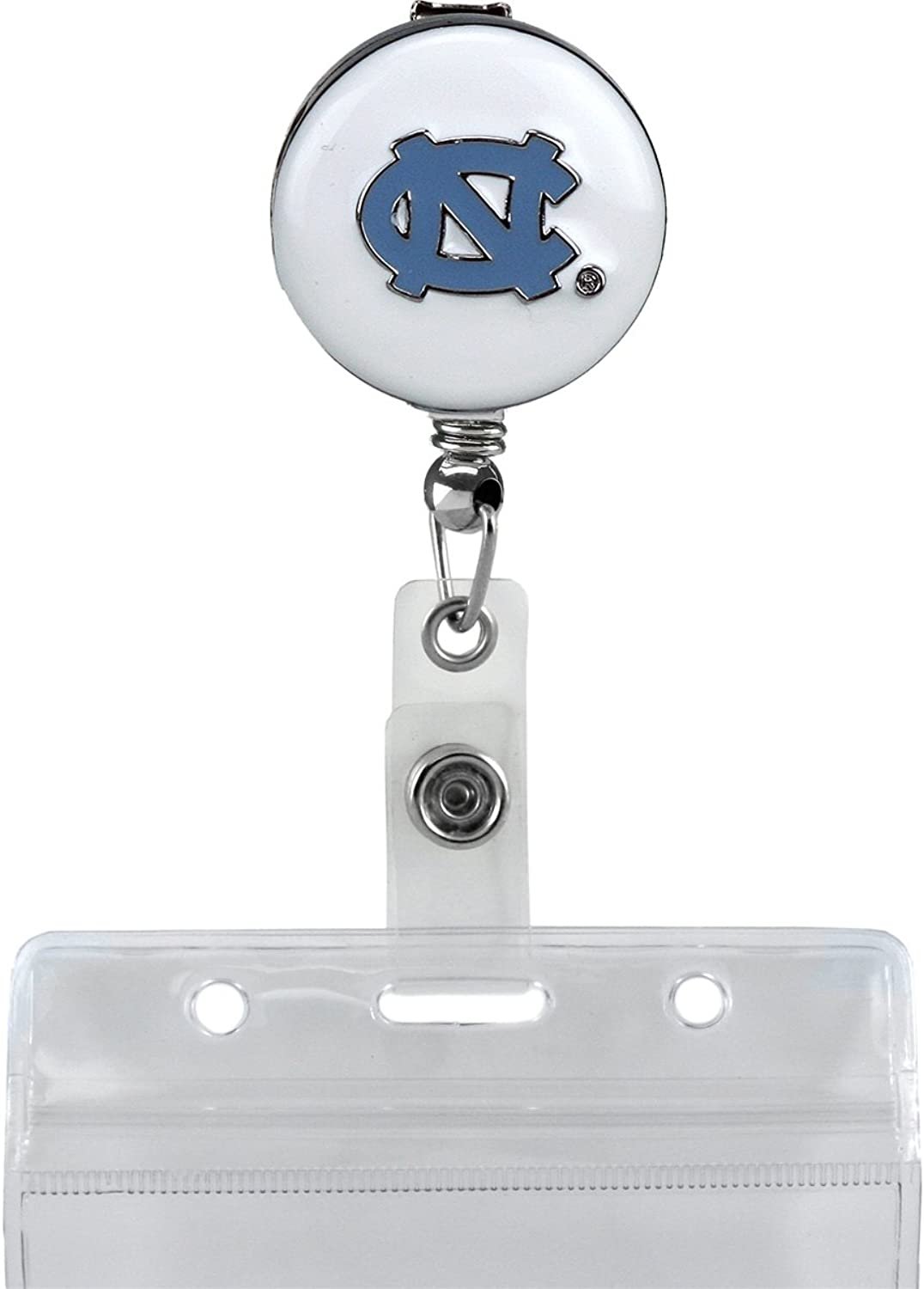 University of North Carolina Retractable Badge Reel