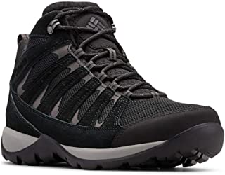 Columbia Men's Redmond V2 Mid Waterproof Hiking Shoe
