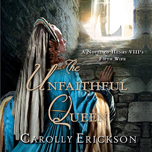 The Unfaithful Queen audiobook cover art