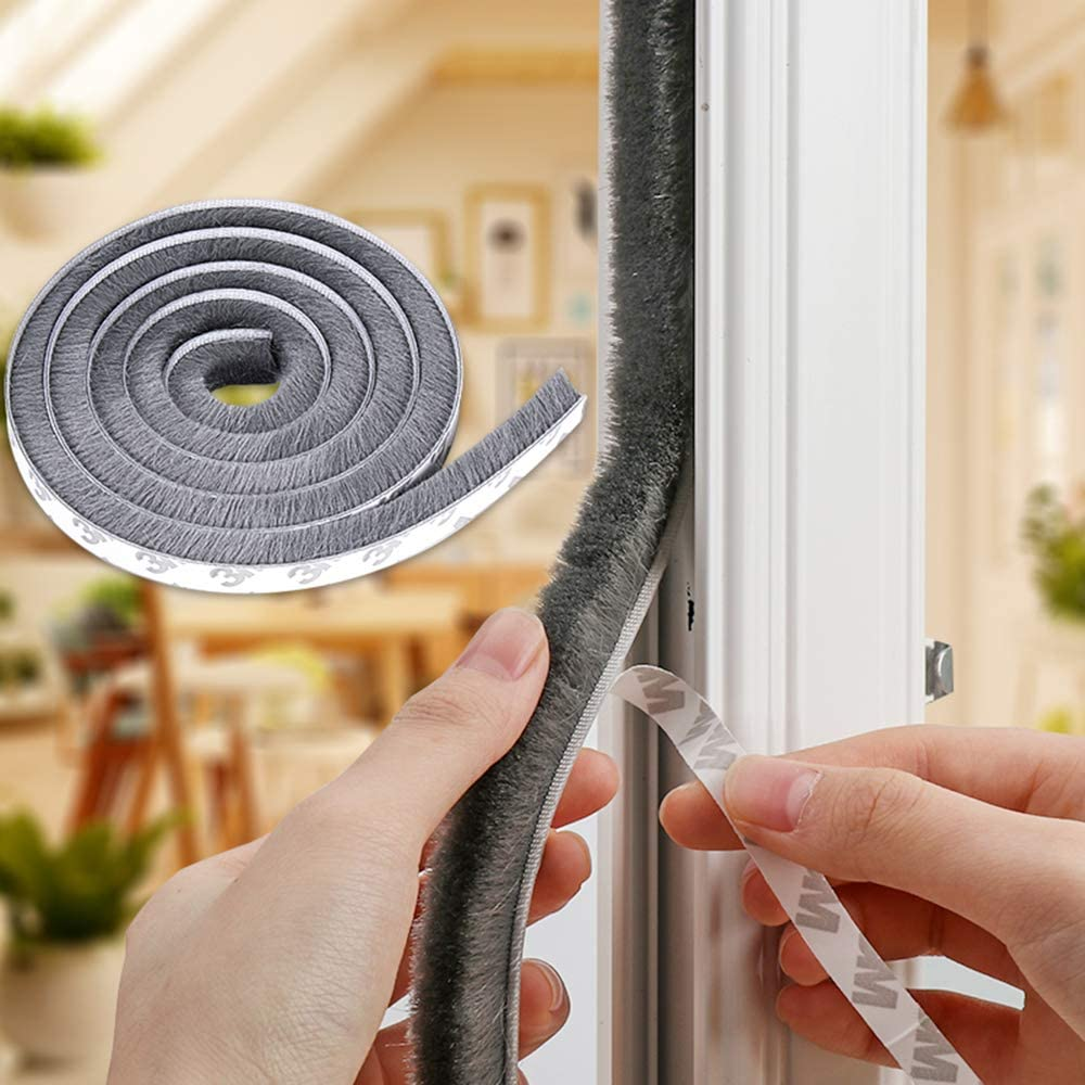Dehomy Tucson Mall 32.8 Ft Self Challenge the lowest price of Japan Adhesive Seal for Doors a Weatherstrip Strip