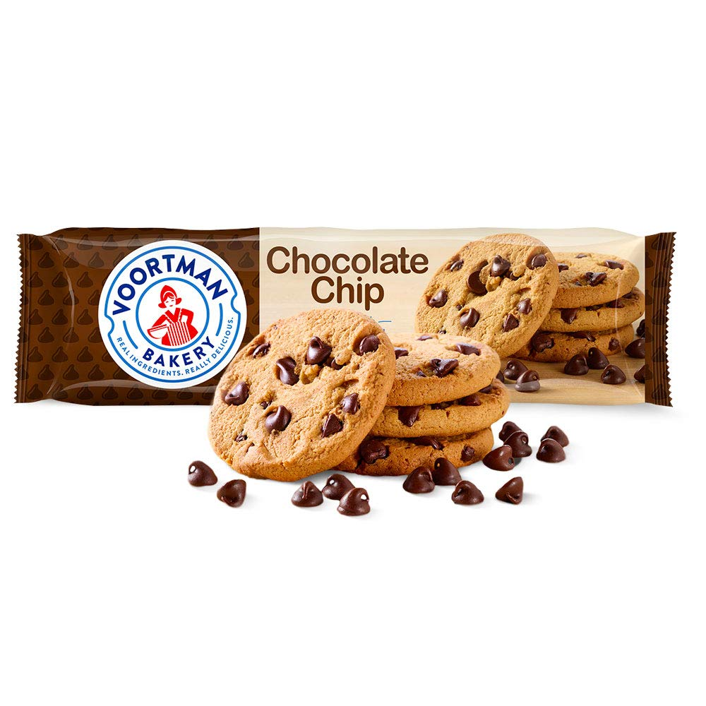 Voortman Oatmeal Chocolate 12.3oz Chip Cookies Max 70% Long Beach Mall OFF