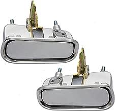 c6 corvette chrome door handles